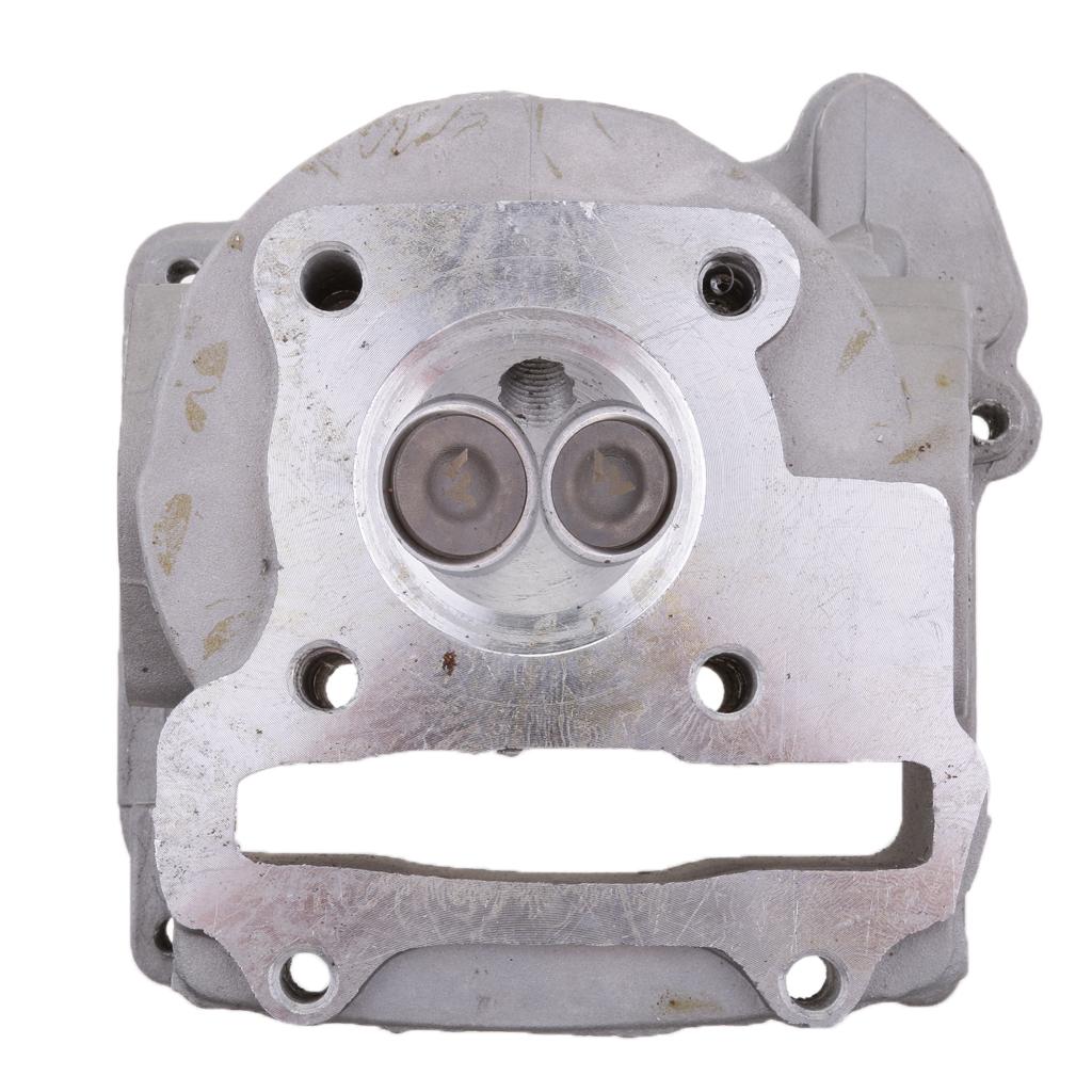 Big Bore Cylinder Rebuild Kit GY6 50cc Racing Scooter Parts  Valve