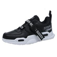 Sapatos casuais homens tênis respirável de alta qualidade adultos masculinos nova tendência moda barato rendas até correspondência cor zapatilla(China)