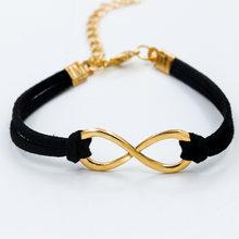 1 Pcs Temperament Fashion Hemp Rope Bracelet Party Favors for Bracelet Valentines Day Presents Guests Party Favor Souvenir(China)
