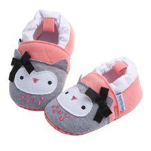 Детская обувь; зимние детские тапочки; детская забавная мягкая домашняя обувь для мальчиков; детские тапочки с рисунком для маленьких девоч...(China)