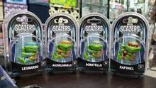 4 pçs/lote Original NECA Tartarugas Ninjas Donatello Michelangelo Leonardo Raphael Action Figure Modelo Brinquedos(China)