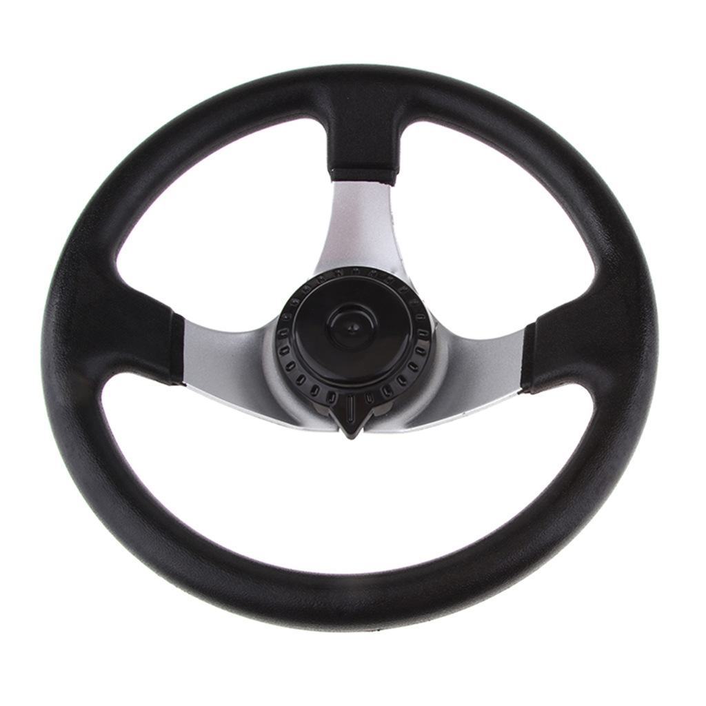 Classic Steering Wheel For 150 250cc Go Kart Buggy Quad  Kandi JCL