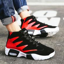 Erkek ayakkabıları su geçirmez Süet koşu ayakkabıları Hafif Rahat Sneakers Nefes Hava botlar zapatos de hombre spor ayakkabılar erkek mokasen ayakkabıları(China)