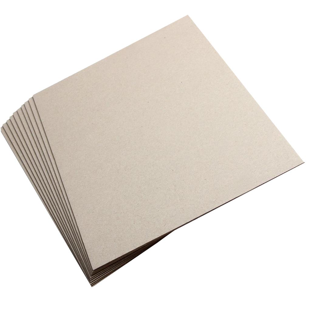 A4 Kraft Blank Matte Paper Cardstock Papers Cardboard For Craft Cardmaking