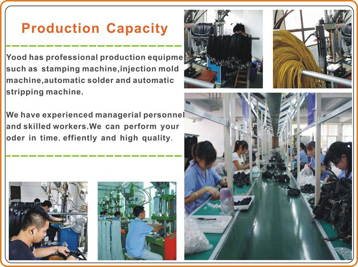 prodution capacity