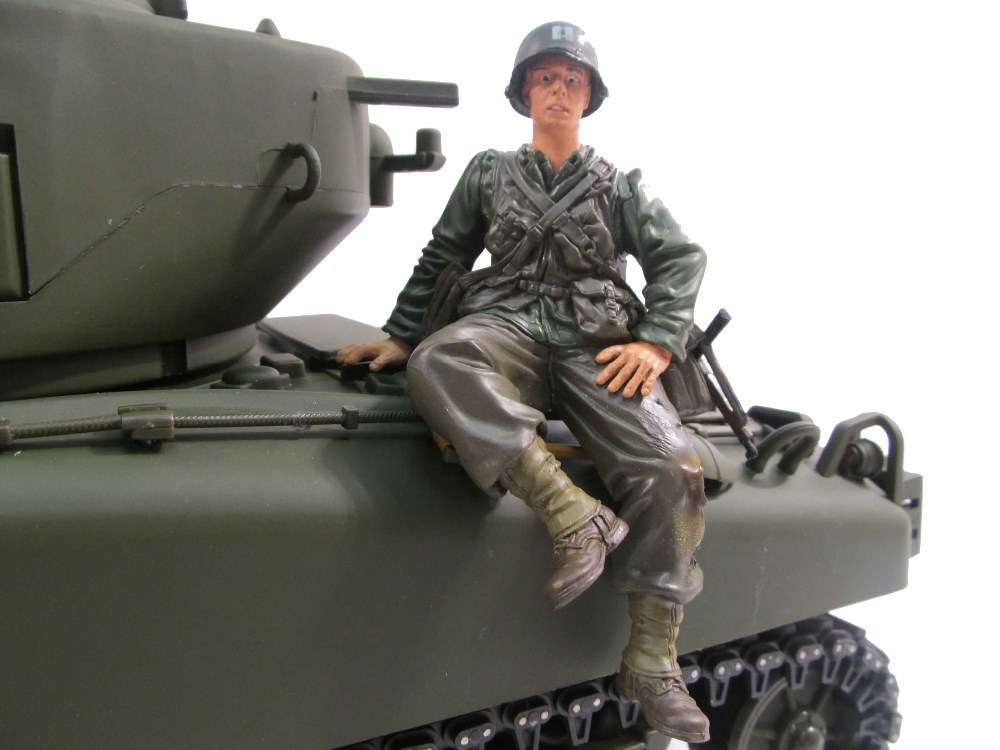 MT212 Metal 50 Calibre Heavy Machine Part for Henglong Mato Tamiya 1//16 RC Tanks