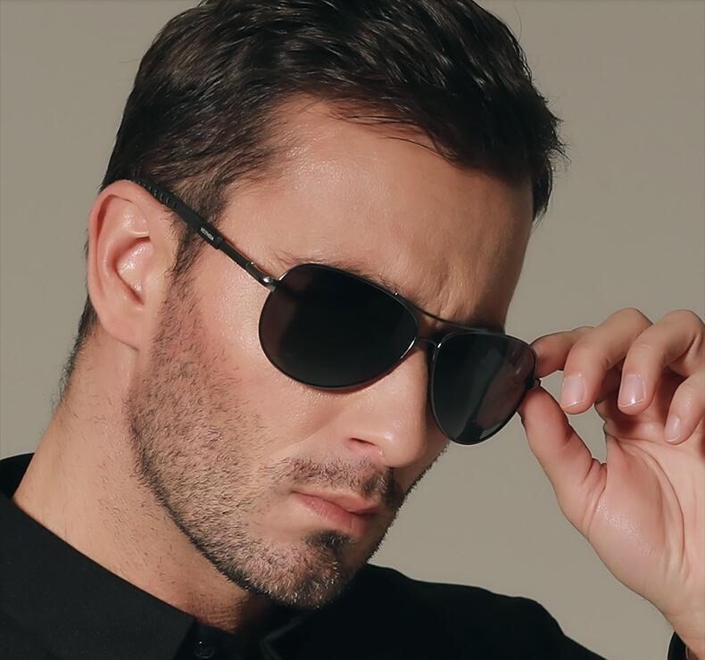 Male Designer Sunglasses  2016 new brand polarized sunglasses men sunglass sports round sun