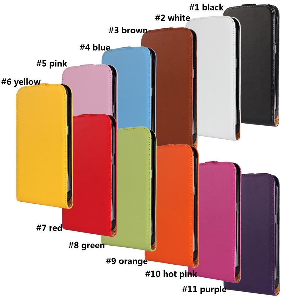 кожаный чехол флип Обложка для sony xperia z3 с 11 цветов