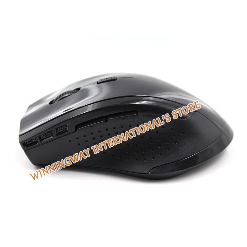 новые прохладно rapoo 7300 2,4 ГГц мини-оптическая беспроводная мышь для настольного компьютера Ноутбук мышь