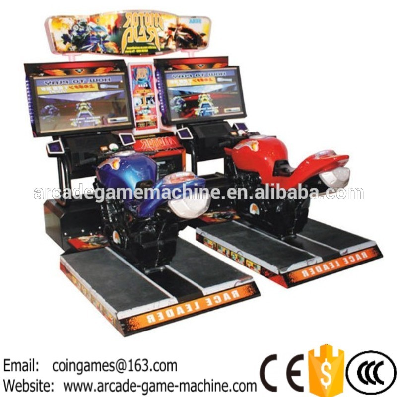 2016 Hot Sale Amusement Equipment Coin Operated Simulator Moto Arcade Machine Motor Bike Racing Games<br><br>Aliexpress