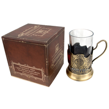 Boss Russian decorative Zinc Alloy tea Cups coffee Cup cup holder drink Wine Cups present