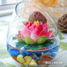 Biseauté verre Transparent vase, Verre Transparent / pot de fleur pour hydroponique conteneurs, Vidrio transparente, Botellas livraison gratuite(China (Mainland))
