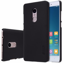 Buy redmi note 4 case Nillkin frosted case xiaomi redmi note 4 case hard plastic back cover redmi note 4 pro Screen Protector for $7.22 in AliExpress store