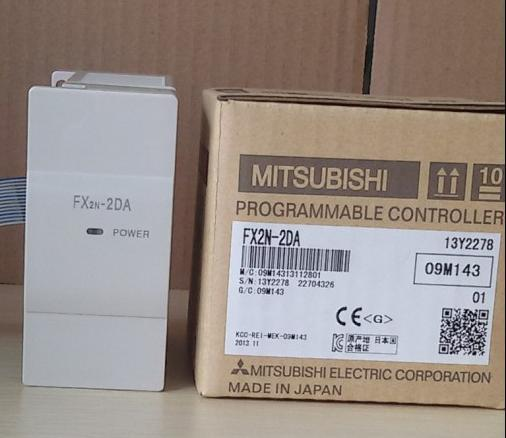 FX2N-2AD    FX2N-2DA     MITSUBISH   Brand new  PLC    Programmable controller   Analog module<br><br>Aliexpress