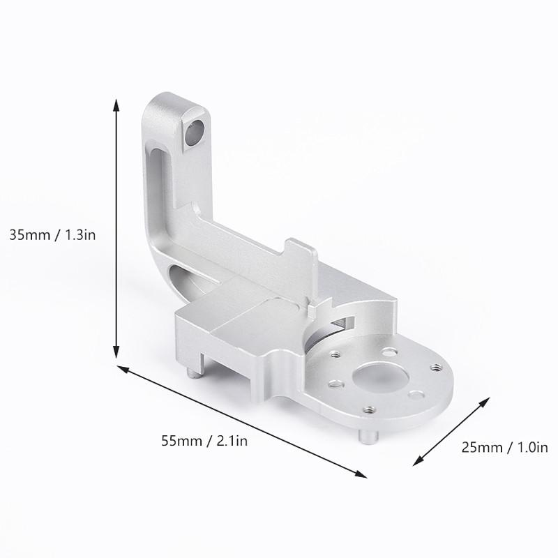 1pcs Silver PTZ Gimble Accessories 7 Shaped Stand Yaw for DJI Phantom