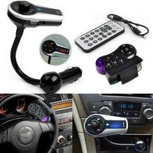 Руль + Bluetooth Handsfree Car Kit MP3 плеера радио адаптер стерео FM передатчик зарядное устройство Remote + USB SD MMC