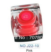 Free shipping 12pcs Pure Plant Peony Pink Micro Pigment For Eyebrow & Lip
