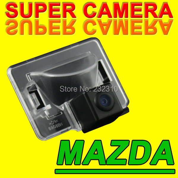 10x For Sony CCD car rearview back up parking camera Mazda 5 from 2008 reverse waterproof high-solution PAL( Optional)(China (Mainland))