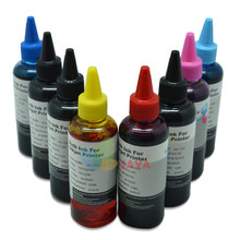 Buy Hot 8x100ml sublimation ink EPSON Stylus Photo R1900 printer transfer printing ink,BK,C,M,Y,R,OR,GO.MBK.heat transfer ink for $43.18 in AliExpress store