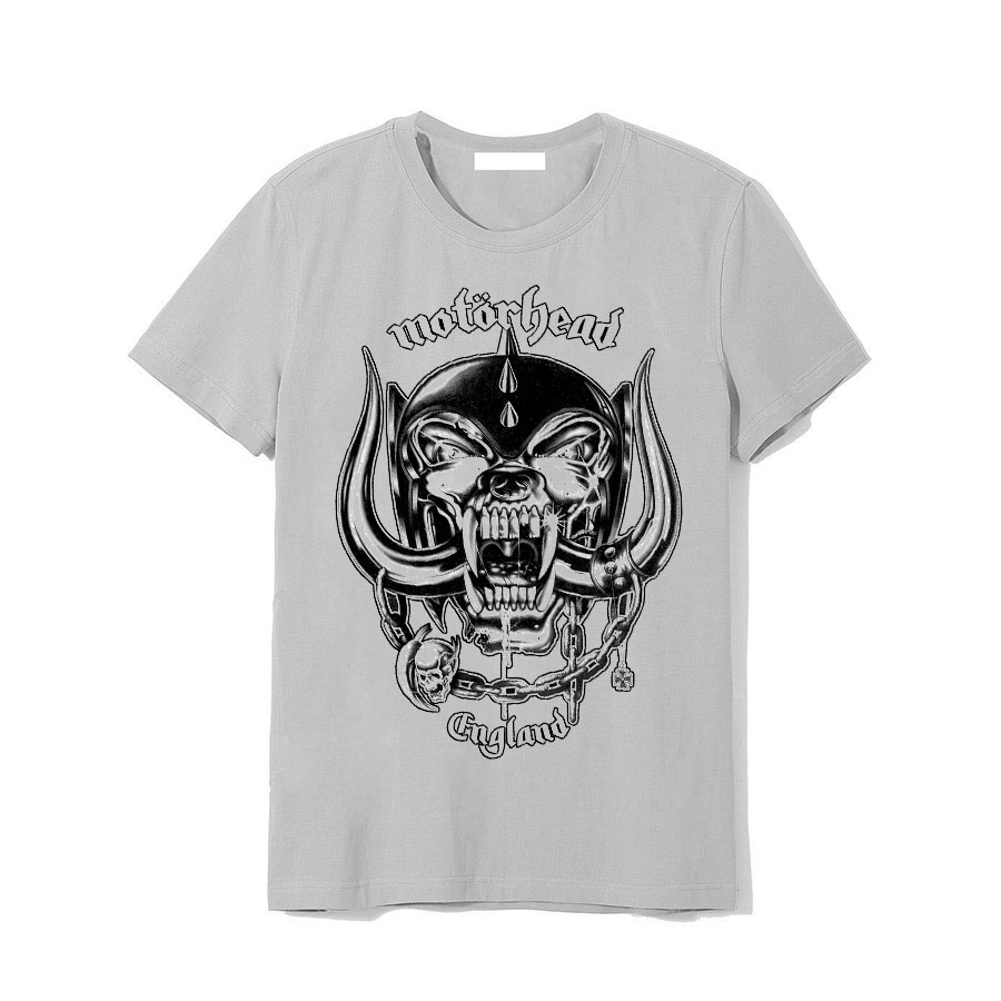 motorhead slipknot kiss rock band vintage fashion t shirt men women unisex size