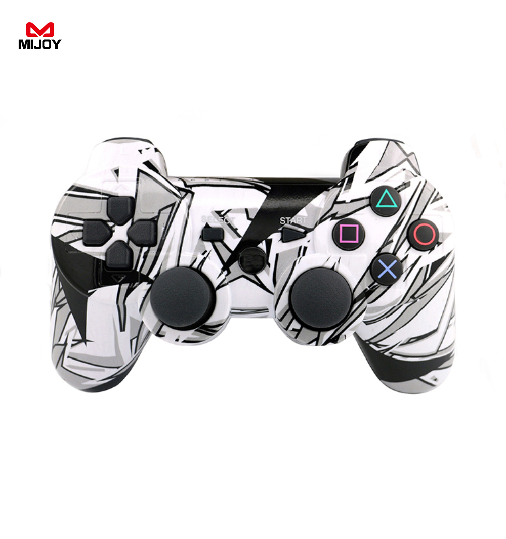 MIJOY For PS3 Gamepad Wireless Bluetooth Game Controller SIXAXIS Joystick Controller For Sony PS3 Controller Wireless Dualshock3(China (Mainland))