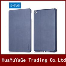 Phone Cases X-Level ultra thin Anti-drop Flip case PU Leather+TPU Stand Cover For ipad Mini 2 3 4 iPad 5 6 Air 2 iPad Pro 9.7(China (Mainland))