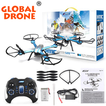 Original JJRC H11C 4CH 6 Axis Gyro Quadrocopter 2MP HD Camera Headless mode drone profissional 3D Mode RC Drone