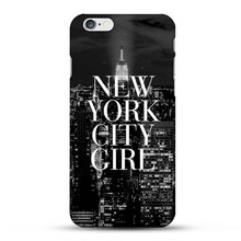2015 Hot New York City Girl Phone Cover 5 5s 5c Cases 4s 4 And i6 6 plus mobile phones