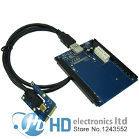 Mini PCIe To PCI-e slots adapter PCI express 1x riser card supports Sound Card Network card graphics card