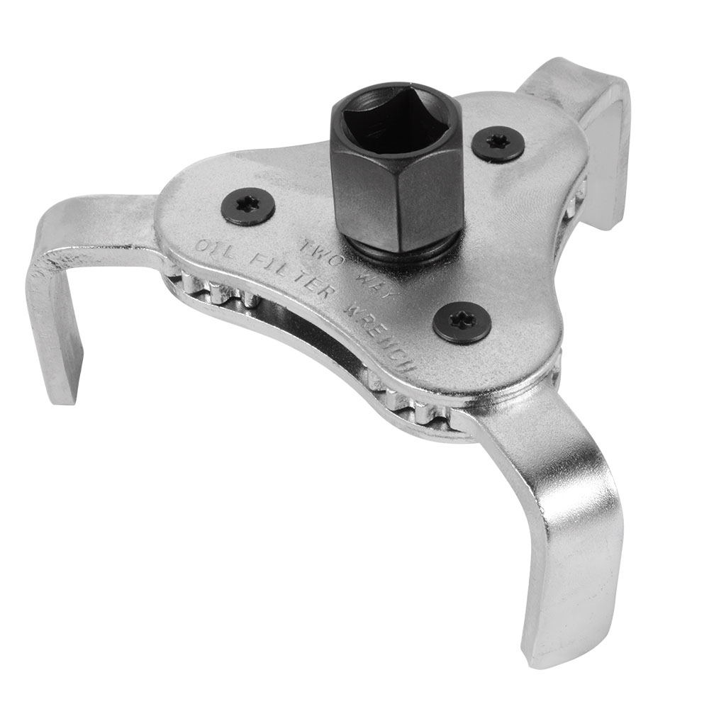 "Car Auto Two Way Cylinder 3-Leg Three Claw Oil Filter Wrench Tool For 1/2"" Drive MA406(China (Mainland))"
