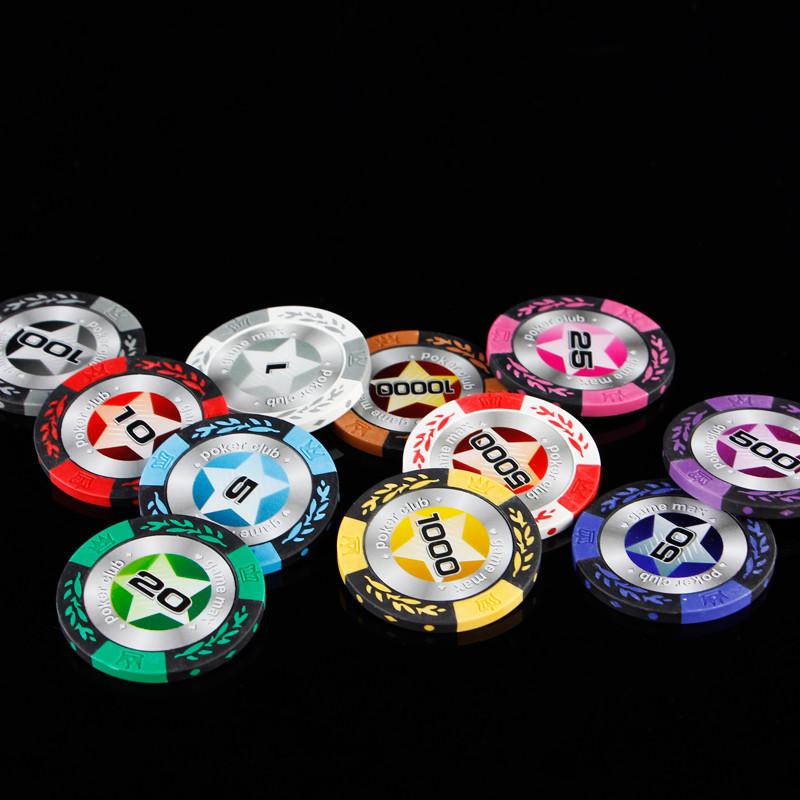 Как сделать покерные фишки своими руками 43