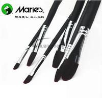 Marie's brand G1636 Paintbrushes Acrylic Oil Gouache paint brushes painting supplies 6pens/set