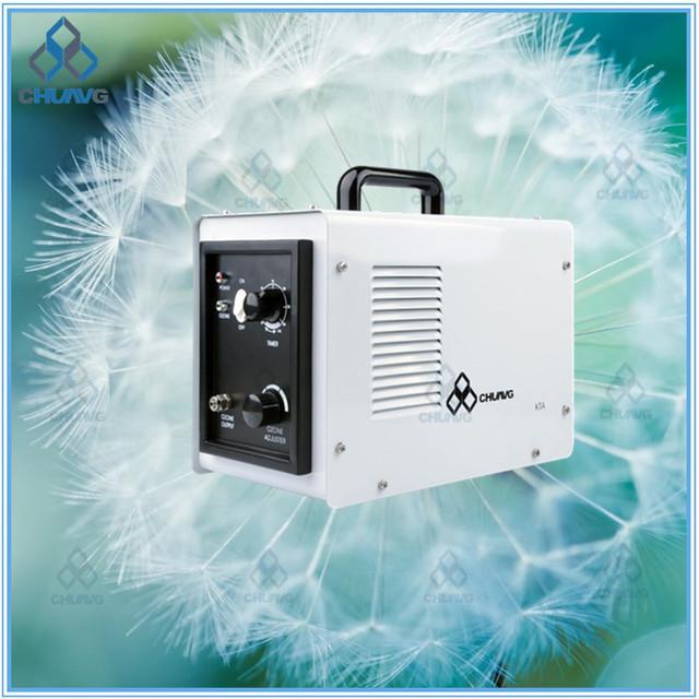 Hot Sale 5g Portable Ozone Generator 110V 220V Ceramic Tube Domestic Patent Odor Remover