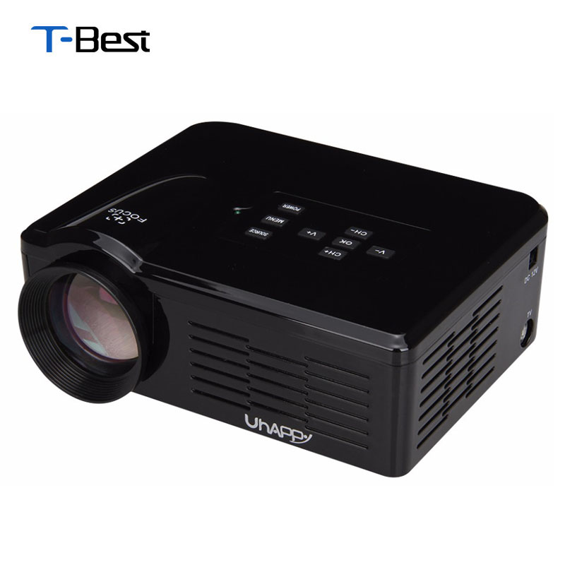 Popular E03 Tv Projector Mini Led Projector Home Theater: Aliexpress.com : Buy 2015 Uhappy BL35 New HD TV Home
