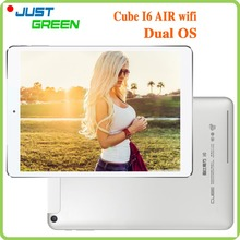 """9.7"""" 2048*1536 IPS Cube I6 Air Dual Boot Tablet PC Z3735F Quad Core 2GB RAM 32GB ROM 2MP+5MP Camera Win10+Android 4.4"""