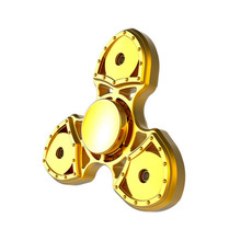 Buy 2017 Tri-Spinner Fidget High-Speed Hand Spinner Triangle Plastic ABS Steel Balls Bearing Finger Fidget Toy Anti Stress for $1.96 in AliExpress store