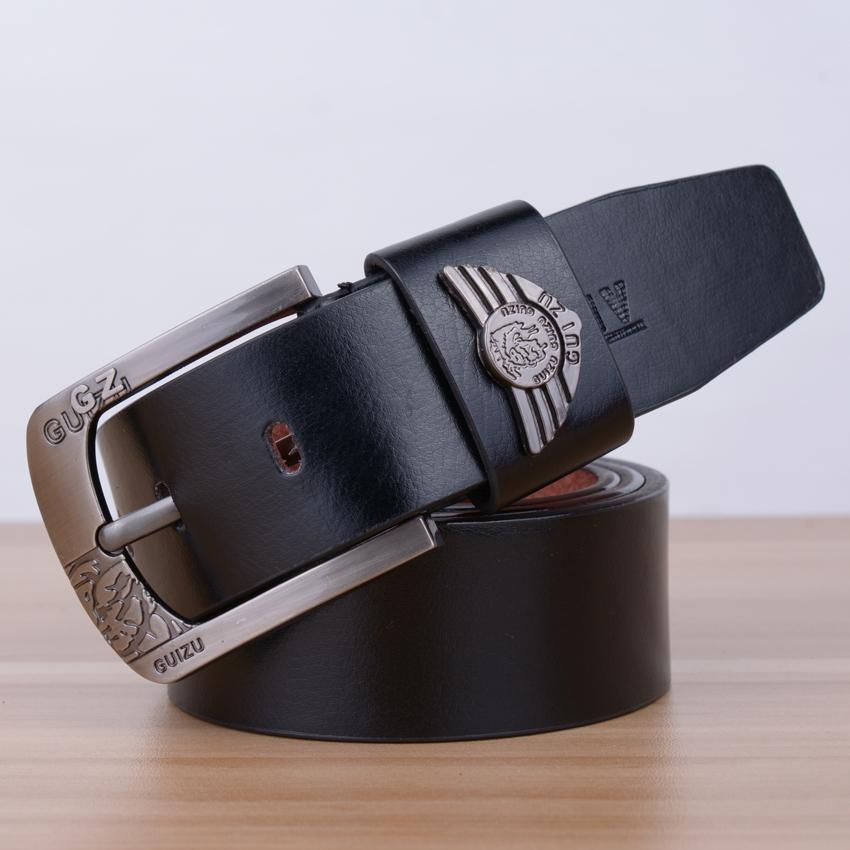 Lowest Price 2015 Hot Design Famous Brand Luxury Belts Women Men Male Waist Strap PU Alloy Buckle Waistband - Fashion Show Case store