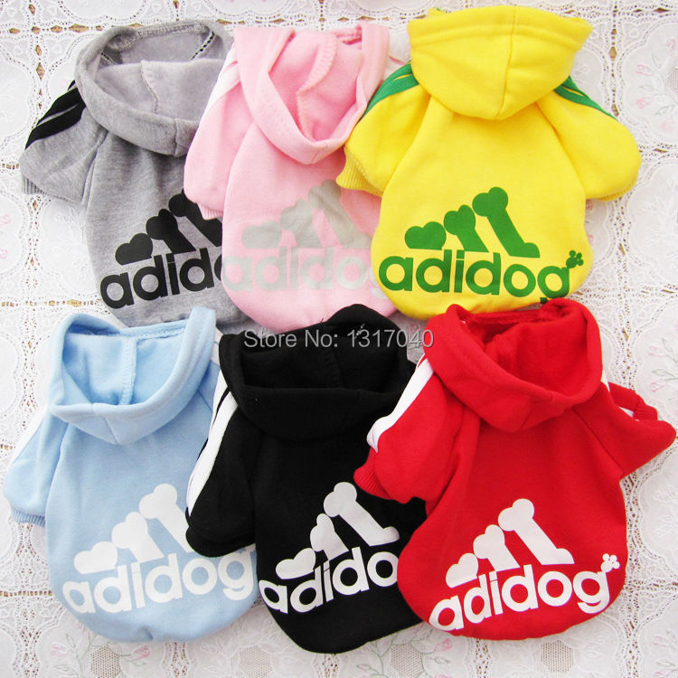 Гаджет  One Piece Hot selling Cheapest Pet Dog Clothes Clothing Coat Hooded Cotton Sweater Shirt Dress Winter Spring Summer Autumn None Дом и Сад