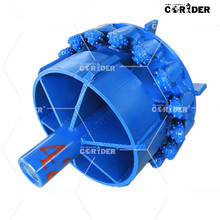 high quality water well drilling reamers for hard rocks / large diameter HDD rock reamers(China (Mainland))