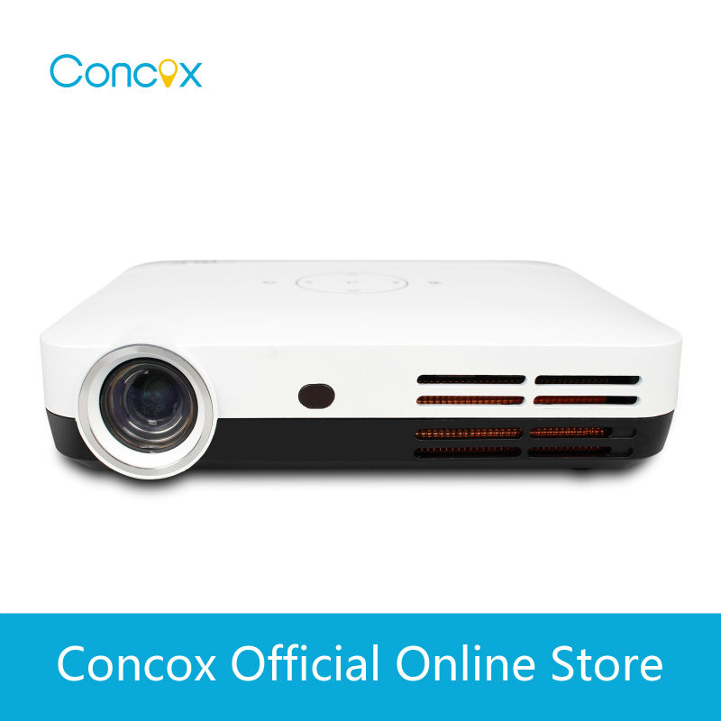 Concox Q shot1 art projector shutter 3D,2D to 3D Conversion for training class/school education(China (Mainland))