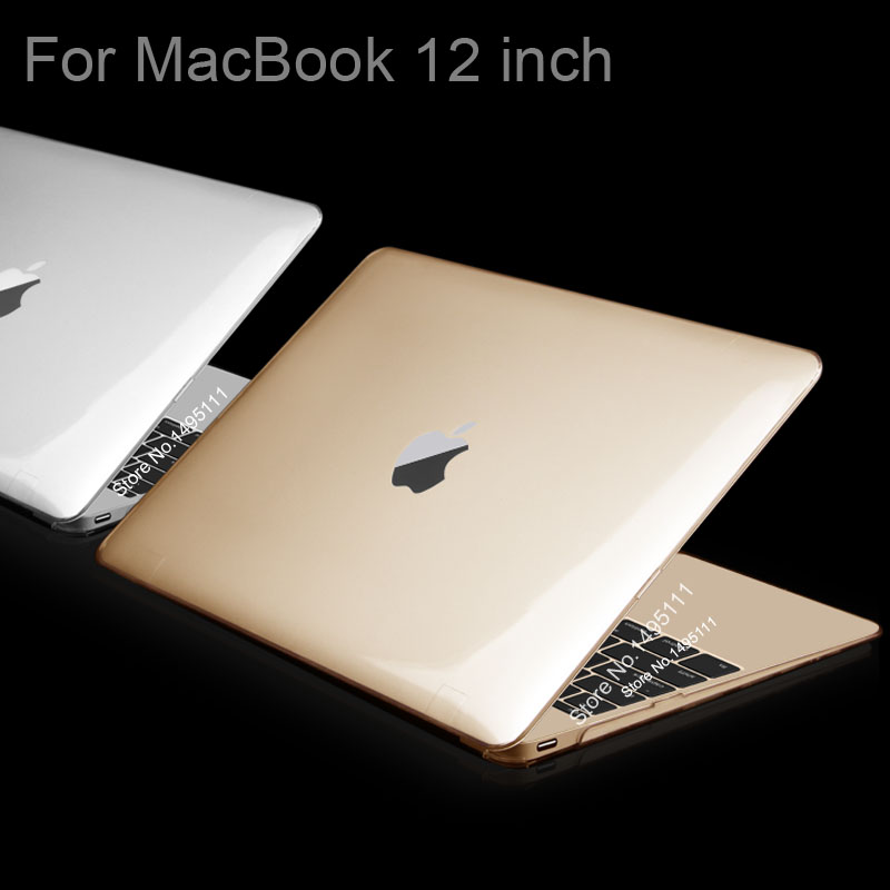 ULTRA THIN Matte Case For Apple macbook 12 inch laptop bag For Mac book 12inch Retina DISPLAY(China (Mainland))