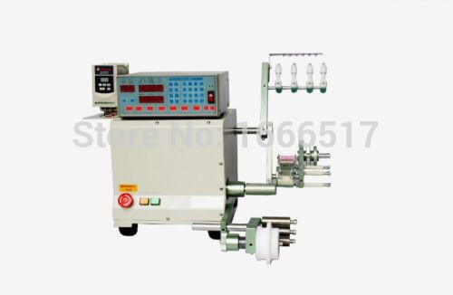 Computer CNC Automatic Coil Winder Large Torque Winding Machine 0.03-2.5mm wire ya(China (Mainland))