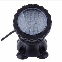 New AC110-245V Underwater RGB Led Light Waterproof IP68 fountain pool Lamp Aquarium Fish tank Light for Swimming Pool Pond Light(China (Mainland))