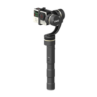 In stock!!! Feiyu Tech FY-G4S 3 Axis Handheld Steady Camera Gimbal For Gopro 3 3+ 4 / 360 degrees coverage Hand Gimbal