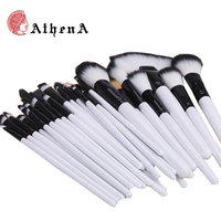 32 Pcs Professional Eye Makeup Brushes Set Synthetic Set Pinceaux Maquillage Naked Makeup Brushes Professional High Quality