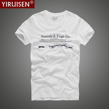 Buy Mens T Shirts Fashion 2017 Hollistic short Sleeve T Shirt Men AF Brand 100% Cotton O-neck T Shirt Autumn Clothing Casual T-shirt for $7.99 in AliExpress store