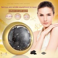 Уход за кожей Подсолнечника обратная капсулу времени против морщин увлажняющий Крем Для Лица лицо Сыворотки S370H
