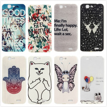 Fashion Pattern Case Samsung Galaxy Core Prime G360 G361 SM G360H G360F G361H G361F Ultrathin Soft TPU Silicon Back Cover - HAPPY( *-* store GO)