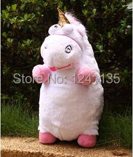 40cm Despicable me Unicorn Anime Plush Toys Despicable me Kids Toys Despicable me Plush Unicorn Toys for Children Plush Doll(China (Mainland))