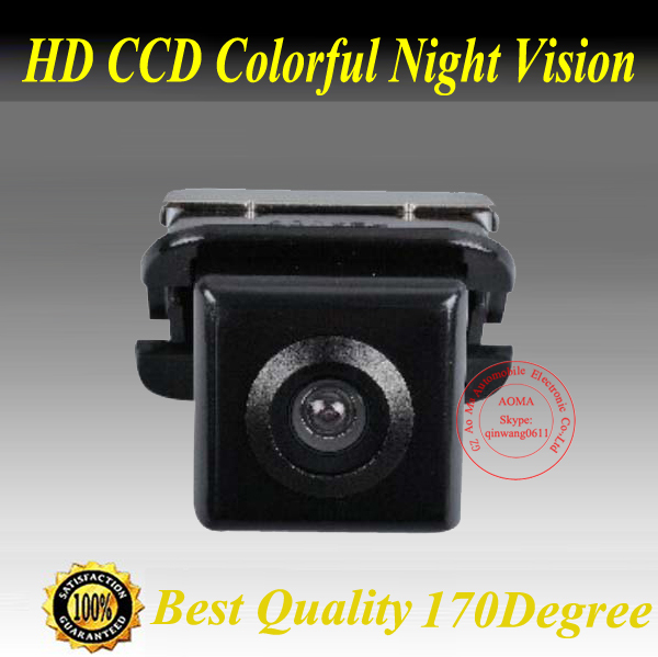 Facory Pomotion SONY CCD Chip Car Rear View Reverse Parking For 2008 CAMERA for Toyota Camry Free Shipping(China (Mainland))